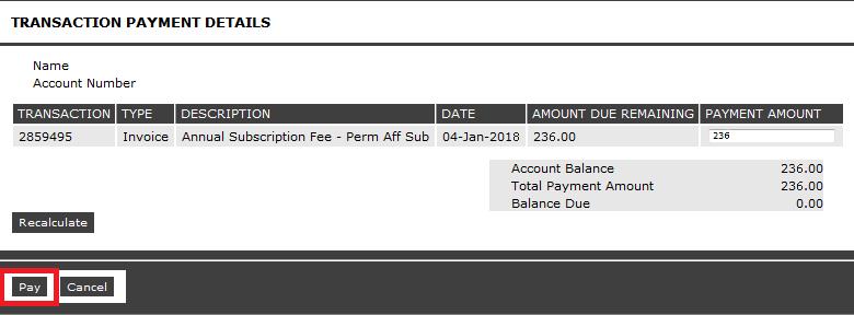 ACCA会员年费缴费指南