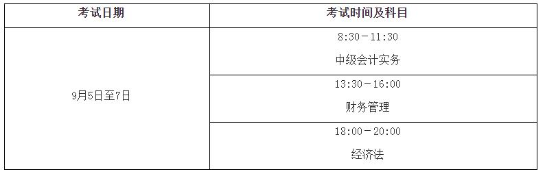 财政部:2020年高级会计师考试报名时间3月10日起